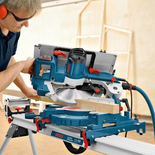 Bosch Gtm 12 Jl Table Mitre Saw 240v Bosch Tools Bosch Miter Saw