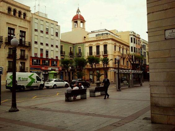 Ayuntamiento de Elche en Elche, Valencia