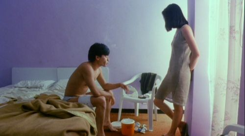 Wong Kar-Wai, As Tears Go By, 1988.