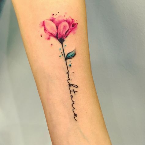 16 Ideas Tattoo Ideas For Moms With Kids Names Flower Flower Ideas Kids Moms Names Tattoo In 2020 Tattoos For Daughters Tattoos For Kids Tattoos With Kids Names