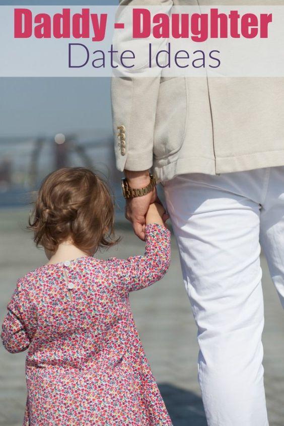 Daddy daughter date ideas