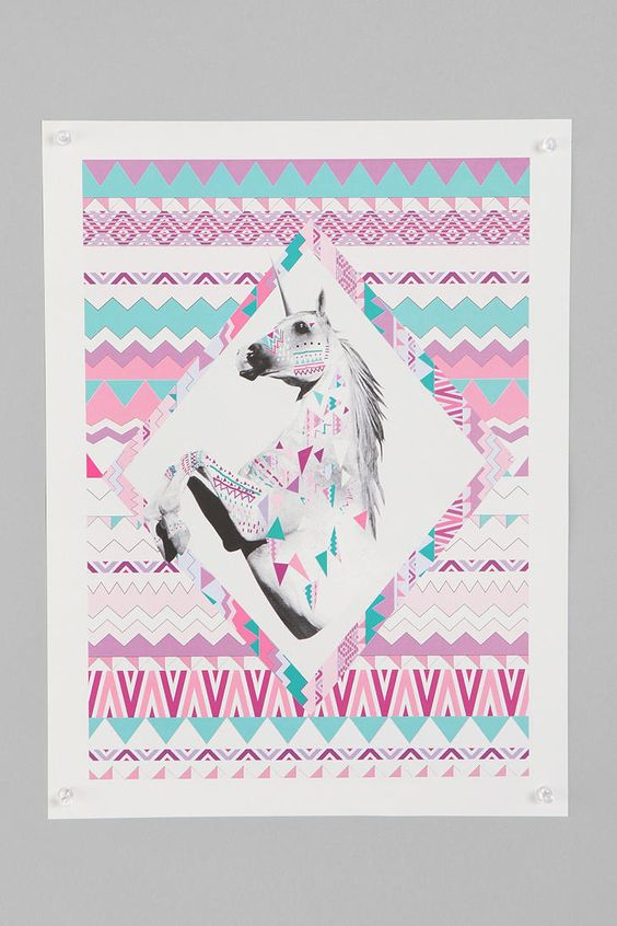Vasare Nar And Kris Tate For Society6 Twin Shadow Print