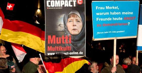 Το ακροδεξιό AfD κέρδισε τη Μέρκελ στην έδρα της
