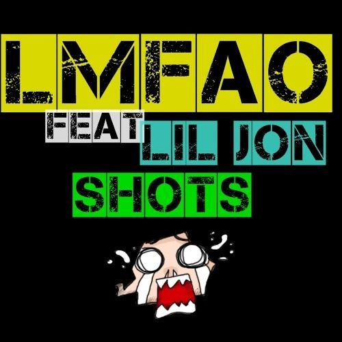 LMFAO, Lil Jon – Shots (single cover art)