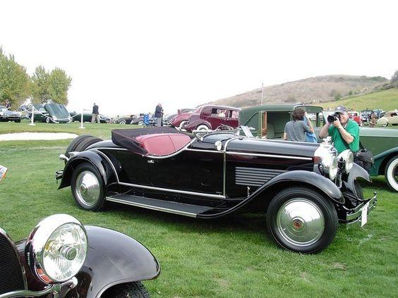 1930 Stutz DV-32 Roadster