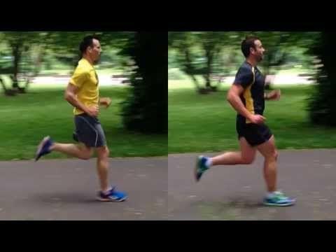 Triathlon Running Technique - Itu0027s Begins with The Hips - YouTube - proper running form