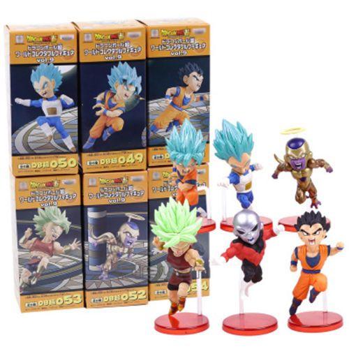 Kakarrot Banpresto Dragon Ball Super Movie World Collectable Figure Vol 3