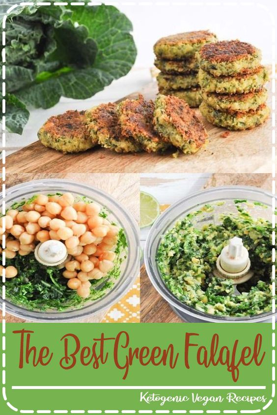 The Best Green Falafel Pot Recipes Healthy Vegetarian Recipes