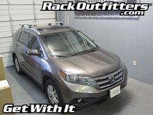 Honda CR-V Thule Rapid Podium AeroBlade Base Roof Rack - 2012 to 2014*