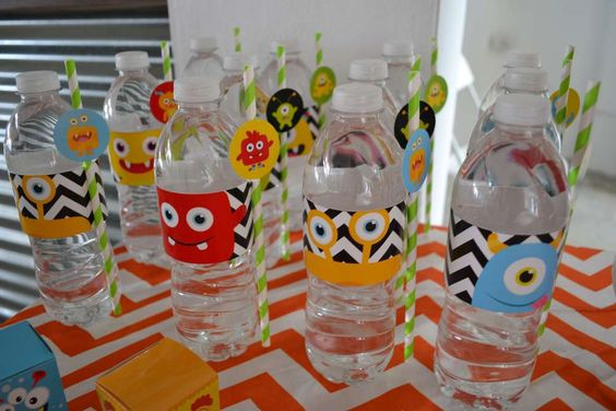 Monsters Birthday Party Ideas   Photo 1 of 32   Catch My Party