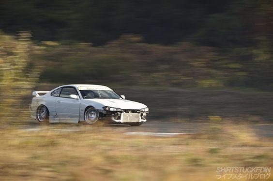 Drifting S15.
