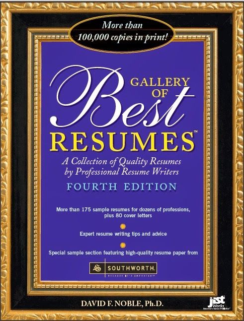 Gallery of Best Resumes A Collection of Quality Resumes by - best resume paper