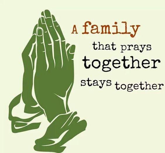 Praying! ♥♥♥