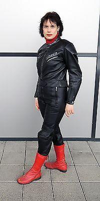 HARRO Damen Lederkombi Motorradkombi Modell CLASSIC Vintage Oldtimer in Auto & Motorrad: Teile, Kleidung, Helme & Schutz, Motorradbekleidung | eBay