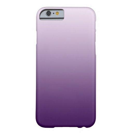 Purple Ombre iPhone 6 case iPhone 6 Case