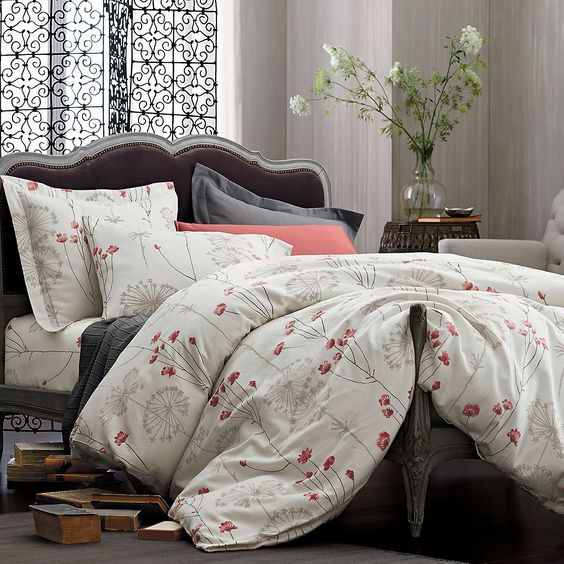 Legends® Greenbriar Sateen Flannel Duvet Cover | The Company Store