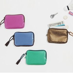 Learn more about the Leather Tassel Mini Pouch!