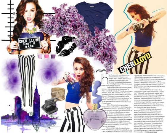 """""""Cher LLoyd"""" by musiclover505 ❤ liked on Polyvore"""