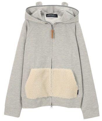 耳付きパーカMercibeaucoup / Animal ear hoodie on ShopStyle