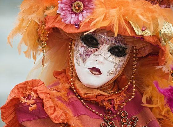 Foto-Galerie Venezianische Masken | RelaxFoto.de