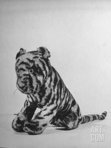 Featuring Tigger the Tiger, Character from Winnie the Pooh Toys Premium Photographic Print at Art.com
