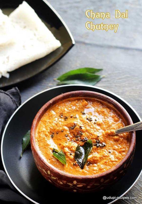side dish for rava dosa