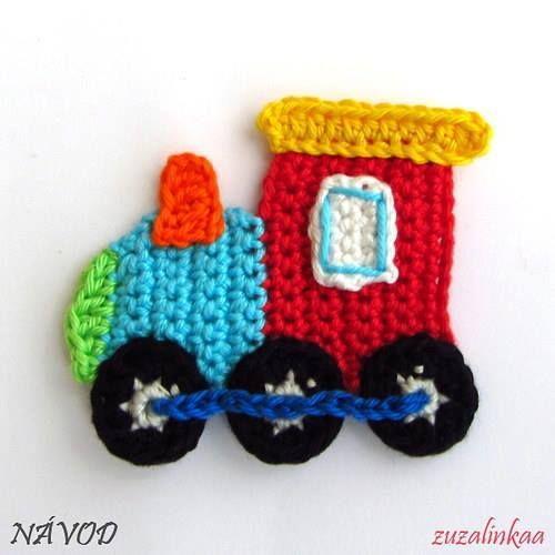 Luty Crochet Arts: crochet Applications