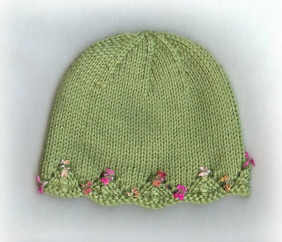 Baby Hat Knitting Pattern Ravelry : One Day Baby Hat {free pattern}. Knitting and Crochet Pinterest Ravelry...