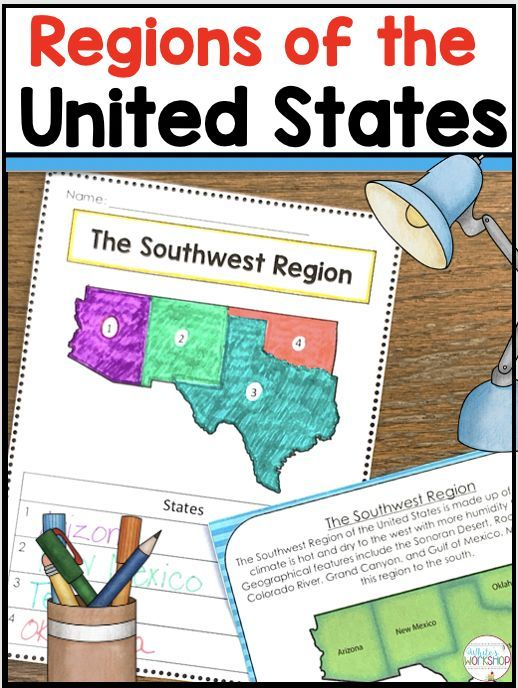 Regions Of The United States Worksheets Geography Activities Midwest Region Activities Map Activities Regions of us worksheets