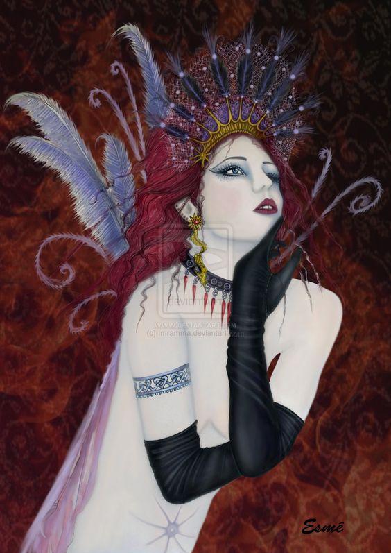 Xtasy by Imramma.deviantart.com on @deviantART