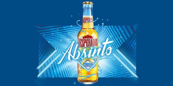 Desperados Lance Absinto Edition Limitee Aux Notes D Absinthe Malts Houblons Absinthe Edition Limitee Biere