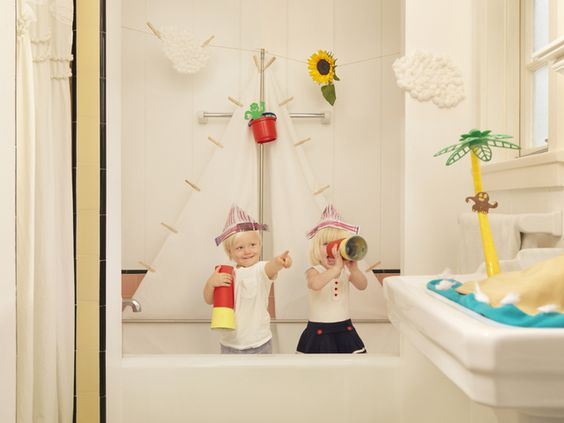 6 Tips for Creating a Cool Kids' Bathroom They'll Love to Spend Time In