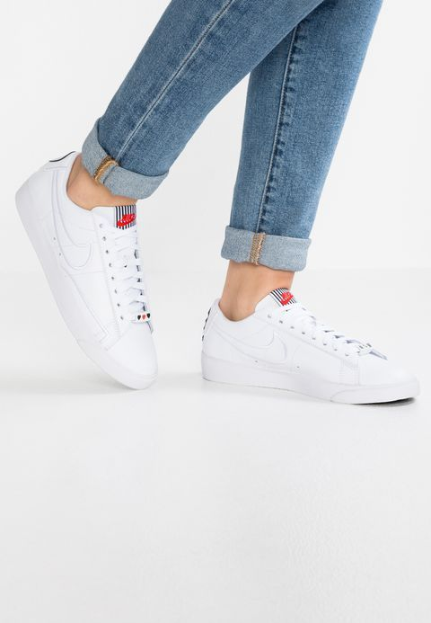 STAN SMITH LACE FREE SHOES Sneakers laag weißgold