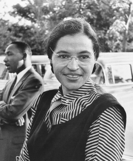 Rosa Parks Beyond The Bus Boycott A Life Of Activism Rosa Parks