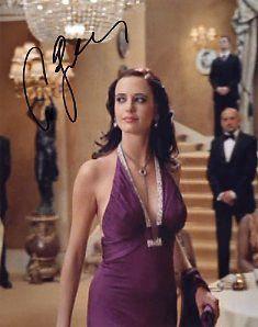 eva green casino royale purple dress