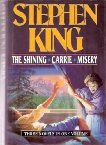 a review of misery a novel by stephen king It was said, before misery, that the most horrifying element of king's horror novels was the portrait of stephen king on the dust jackets of the novels annie wilkes changed that neither a killer plymouth nor a tommyknocking telekinetic prom queen, nurse wilkes is ultimate horror: she's someone like someone we might know.