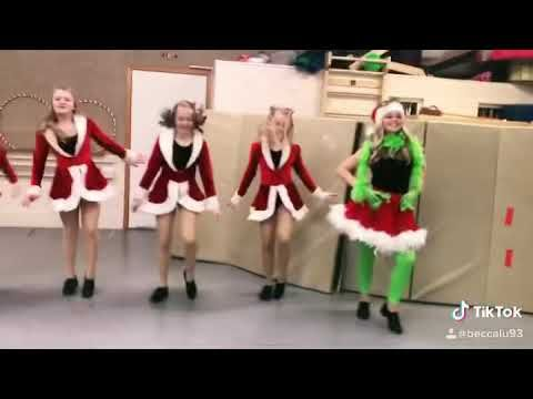 All I Want For Christmas Is You Tap Combo Youtube Tap Dance Combo Tap