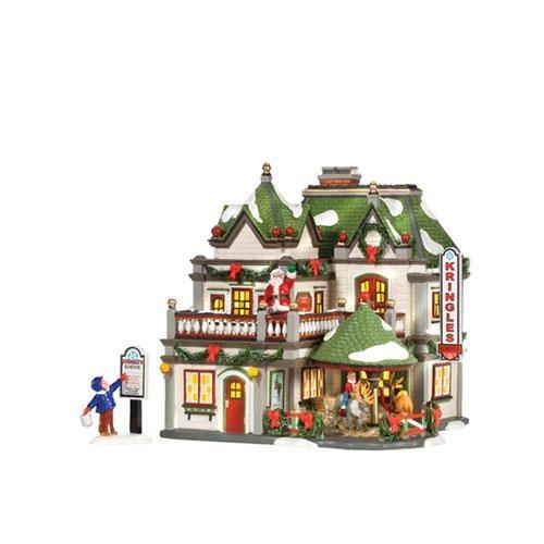 Dept 56 Christmas 2021 Kringle S Korner In 2021 Department 56 Christmas Village Snow Village Christmas Village Display