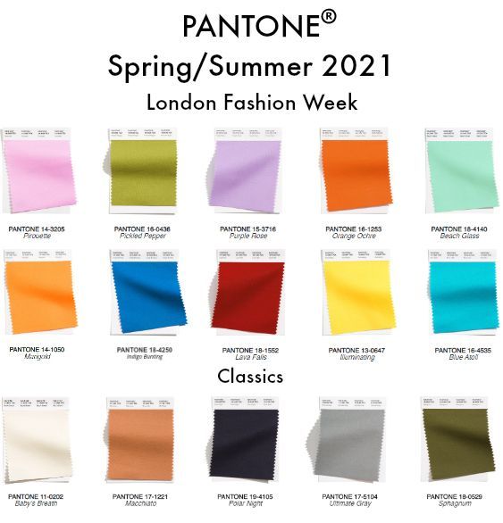 Pin on Pantone | 2021 | SS
