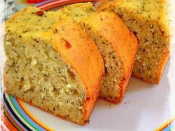 簡単‼ふんわり!!紅茶のパウンドケーキの画像
