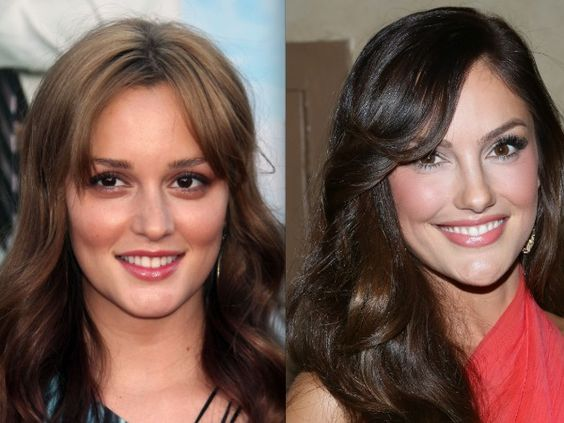 Click here to see the 17 lookalike celebrity pairs who could be played by the same person!