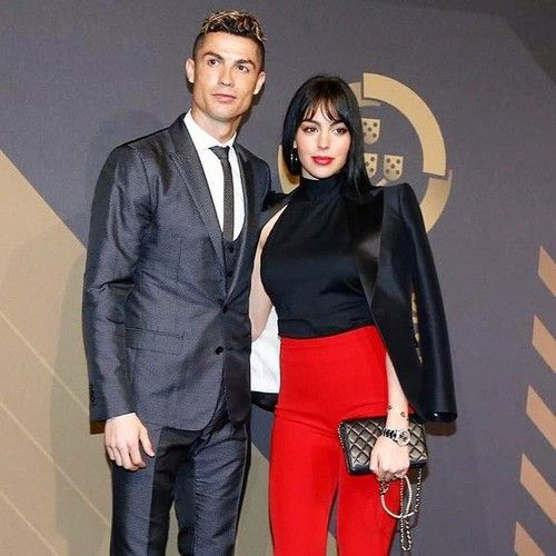Cristiano Ronaldo And Georgina Rodriguez Fashion Style