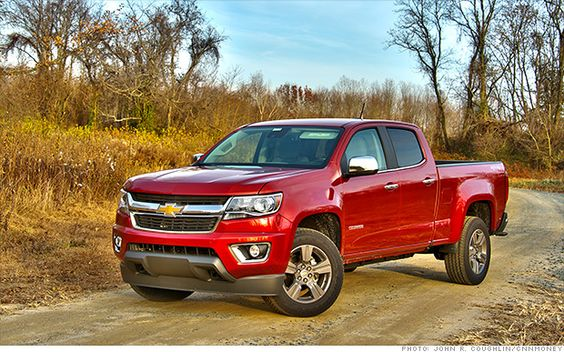 chevy colorado beats f 150 for truck of the year models chevy and trucks. Black Bedroom Furniture Sets. Home Design Ideas