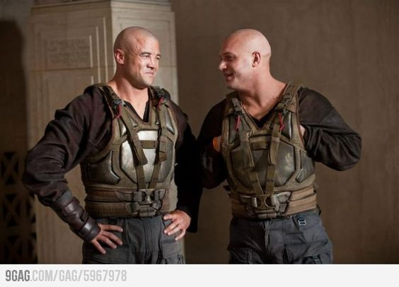 Bane (Tom Hardy) and h...