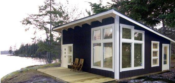 Huisje van Hout - Welkom