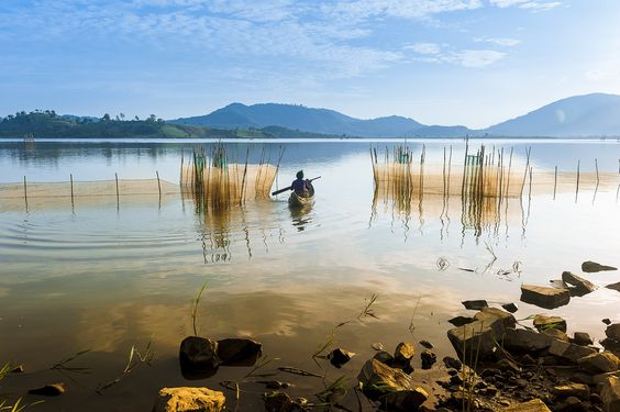 Lak Lake  #VietNam #Travel #BuonMaThuot #MustGo #Lake #Morning #Sunrise