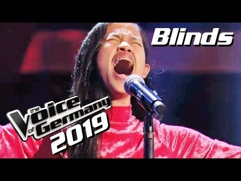 The Greatest Showman Cast Never Enough Claudia Emmanuela Santoso Voice Of Germany 2019 Blinds The Greatest Showman Voice Of Germany The Voice Of Germany