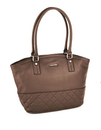 Handbags | Totes | Pebble Leather Tote Bag | Hudson's Bay