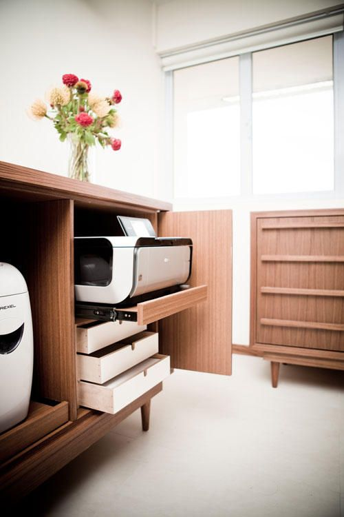 How To Hide Printer In Home Office   Home Design Ideas And Pictures. 10 ...