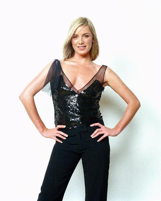Tamzin Outhwaite Actress Eastenders New Tricks Oh